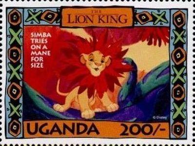 Uganda 1994 The Lion King q.jpg