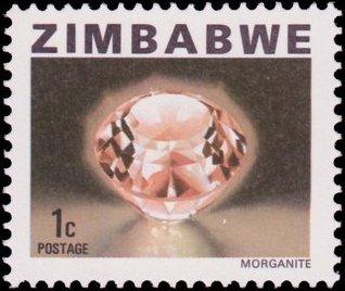 Zimbabwe 1980 Definitives