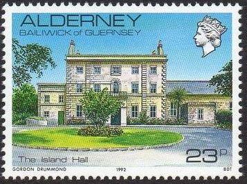 Alderney 1992 Island Scenes