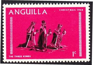 Anguilla 1968 Christmas