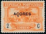 Azores 1925 Birth Centenary of Camilo Castelo Branco