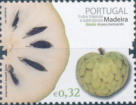 Madeira 2009 Frutos Tropical and Subtropical Fruits from Madeira