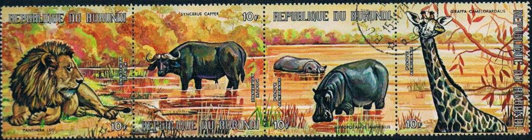 Burundi 1971 Animals aa.jpg