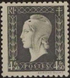 France 1945 Marianne de Dulac (2nd Issue) n.jpg