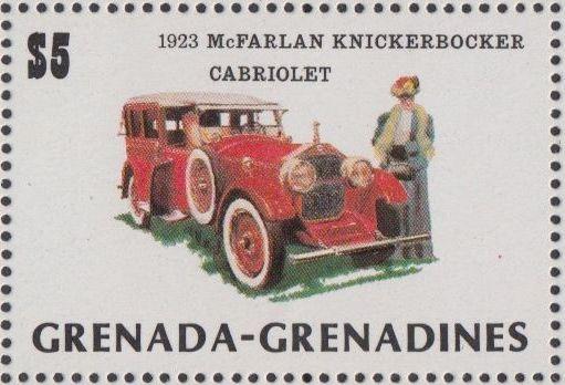 Grenada Grenadines 1983 The 75th Anniversary of Ford T k.jpg