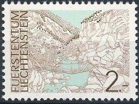 Liechtenstein 1973 Landscapes m.jpg