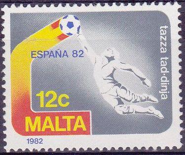 Malta 1982 F.I.F.A. World Cup - Spain b.jpg