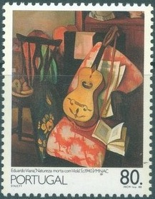 Portugal 1988 Portuguese Paintings of the 20th Century (1st Group) c.jpg