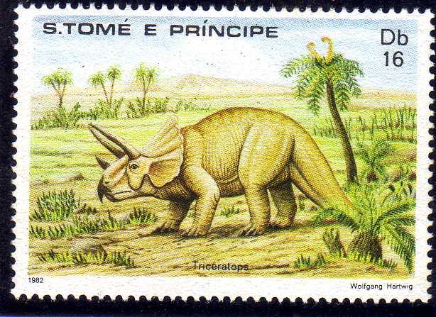 St Thomas and Prince 1982 Dinosaurs c.jpg