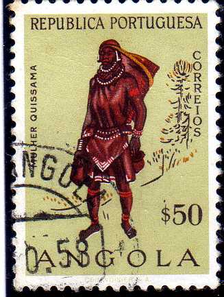 Angola 1957 Indigenous Peoples of Angola g.jpg