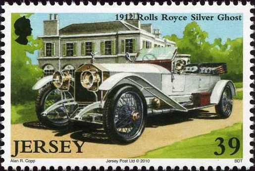 Jersey 2010 Vintage Cars