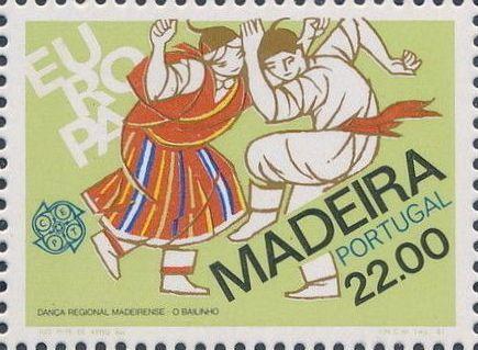 Madeira 1981 Europa