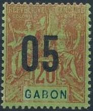 Gabon 1912 Navigation and Commerce Surcharged d.jpg