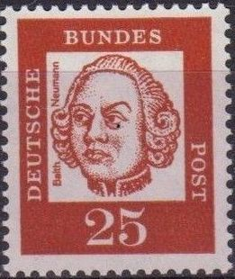Germany, Federal Republic 1961 Famous Germans g.jpg
