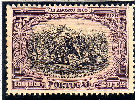 Portugal 1926 1st Independence Issue r.jpg