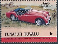Tuvalu-Funafuti 1984 Leaders of the World - Auto 100 (1st Group) f.jpg