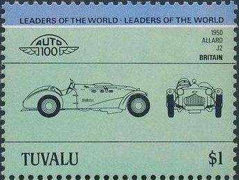 Tuvalu 1984 Leaders of the World - Auto 100 (1st Group) k.jpg