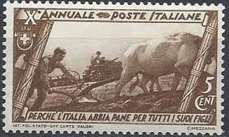 Italy 1932 10th Anniversary of the Fascist Government and the March on Rome