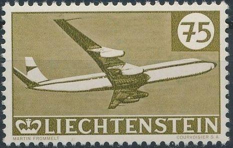 Liechtenstein 1960 Aircrafts d.jpg