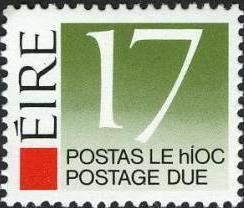 Ireland 1988 Postage Due Stamps f.jpg