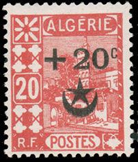 Algeria 1927 Semi-Postal Stamps d.jpg
