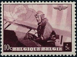 Belgium 1938 European Airmail Conference