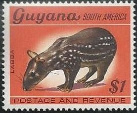 Guyana 1968 Wildlife m.jpg
