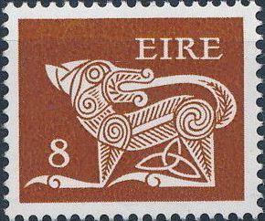 Ireland 1976 Old Irish Animal Symbols