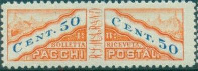 San Marino 1928 Parcel Post Stamps f.jpg