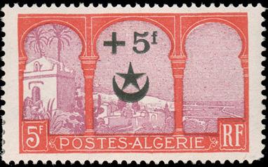 Algeria 1927 Semi-Postal Stamps m.jpg
