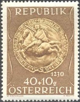 Austria 1949 For Returned Prisoners of War