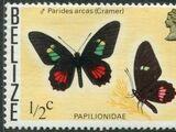 Belize 1974 Butterflies of Belize