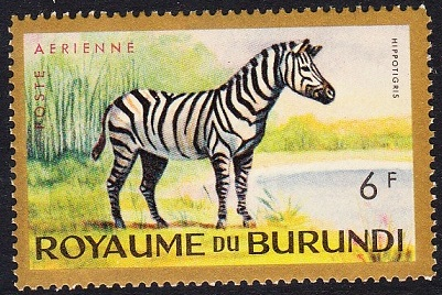 Burundi 1964 Animals