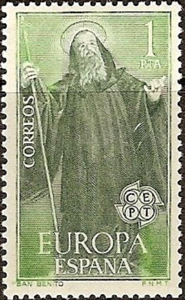 Spain 1965 Europa