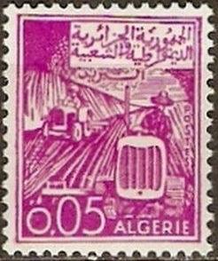 Algeria 1964 Professions (I)