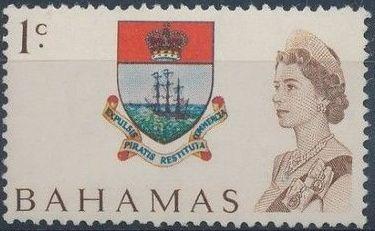 Bahamas 1967 Local Motives - Definitives