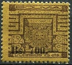 Bolivia 1960 Designs from Gate of the Sun k.jpg