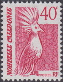 New Caledonia 1988 Definitives (1st Group)