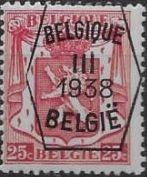 Belgium 1938 Coat of Arms - Precancel (3rd Group) c.jpg