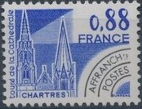 France 1979 Historic Monuments - Pre-cancelled (1st Issue) b.jpg