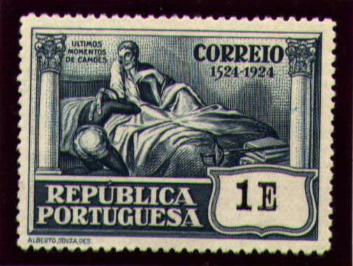 Portugal 1924 400th Birth Anniversary of Camões u.jpg