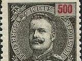 Zambezia 1901 D. Carlos I