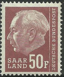 Saar 1957 President Theodor Heuss (with F) n.jpg