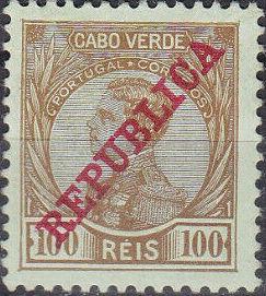 Cape Verde 1912 D. Manuel II Overprinted REPUBLICA h.jpg