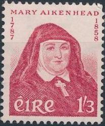 Ireland 1958 Mother Mary Aikenhead (1787-1858) founder of the Irish Sisters of Charity b.jpg