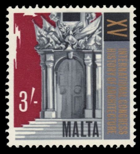 Malta 1967 15th Congress of the History of Architecture d.jpg