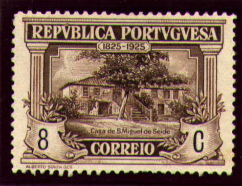 Portugal 1925 Birth Centenary of Camilo Castelo Branco f.jpg