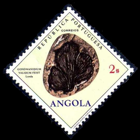 Angola 1970 Fossils and Minerals from Angola d.jpg