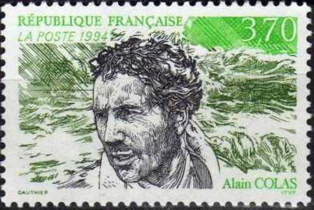 France 1994 Alain Colas
