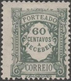 Portugal 1922 Postage Due Stamps (Unicolor) m.jpg